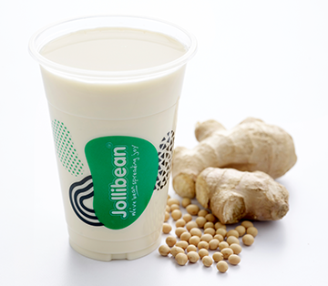 Ginger Soymilk