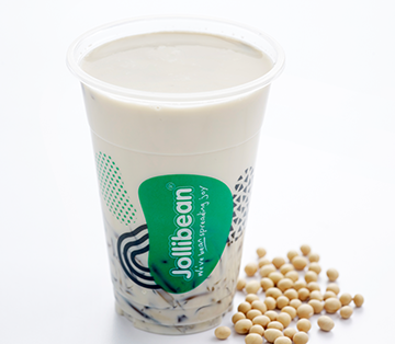 Grass Jelly Soymilk